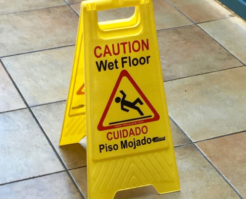 Slip and fall lawyers