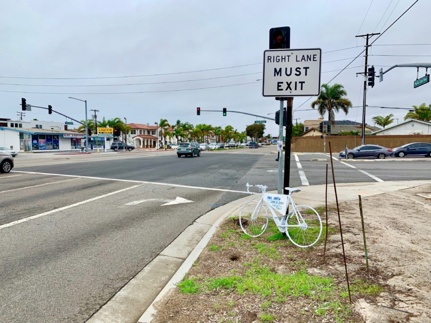 Tragic Bicycle vs  Car Accident in Seal Beach on Pacific Coast