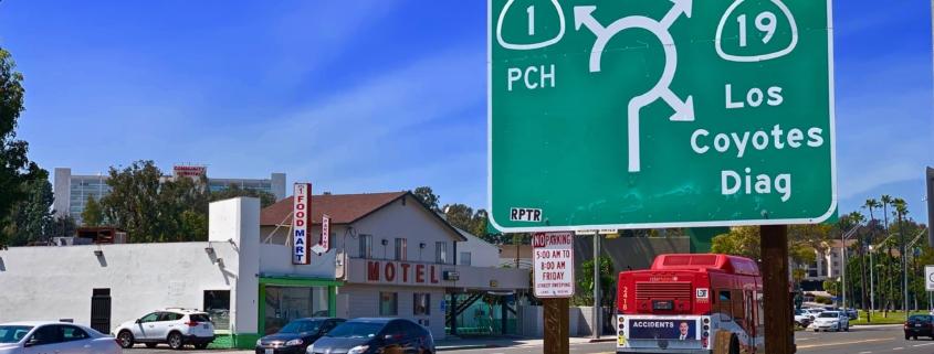 Long Beach Traffic Circle